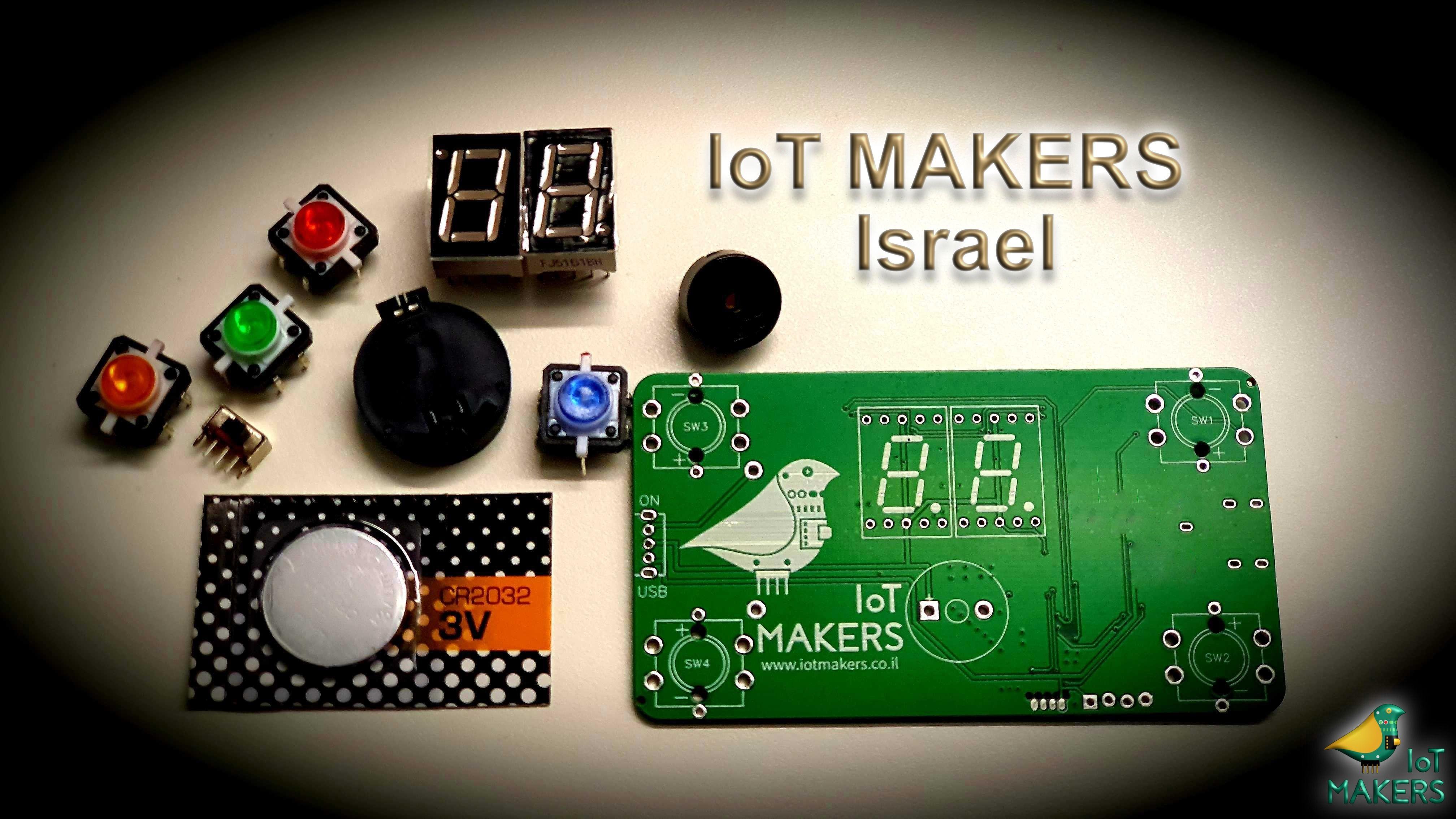 IoT Makers Israel