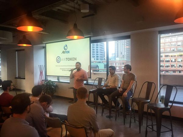 Blockchain for Good (co-hosted with Boston Blockchain Investors)