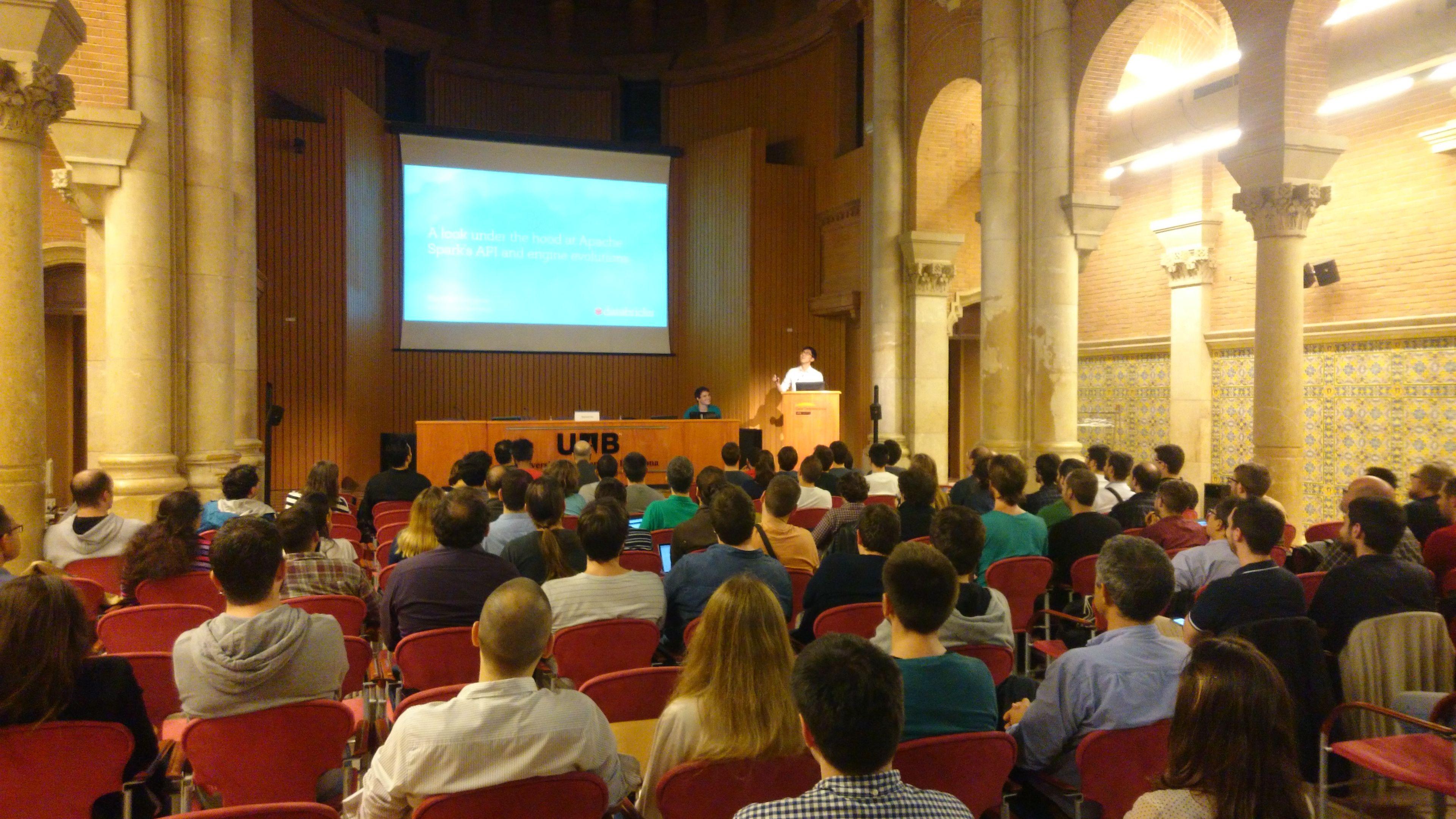 Barcelona Spark Meetup