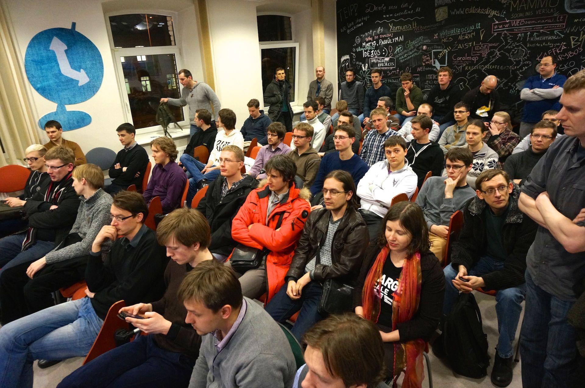 Vilnius PHP Meetups