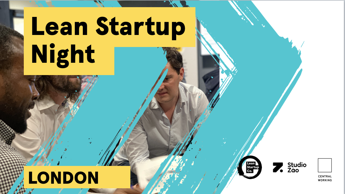 Lean Startup Night London
