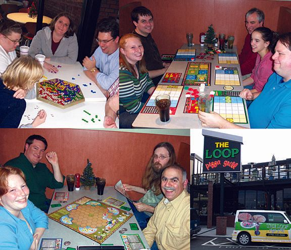 The Atlanta Boardgames Meetup Group