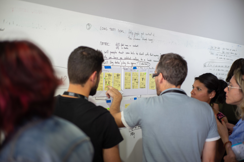Global Design Sprint Chapter Switzerland