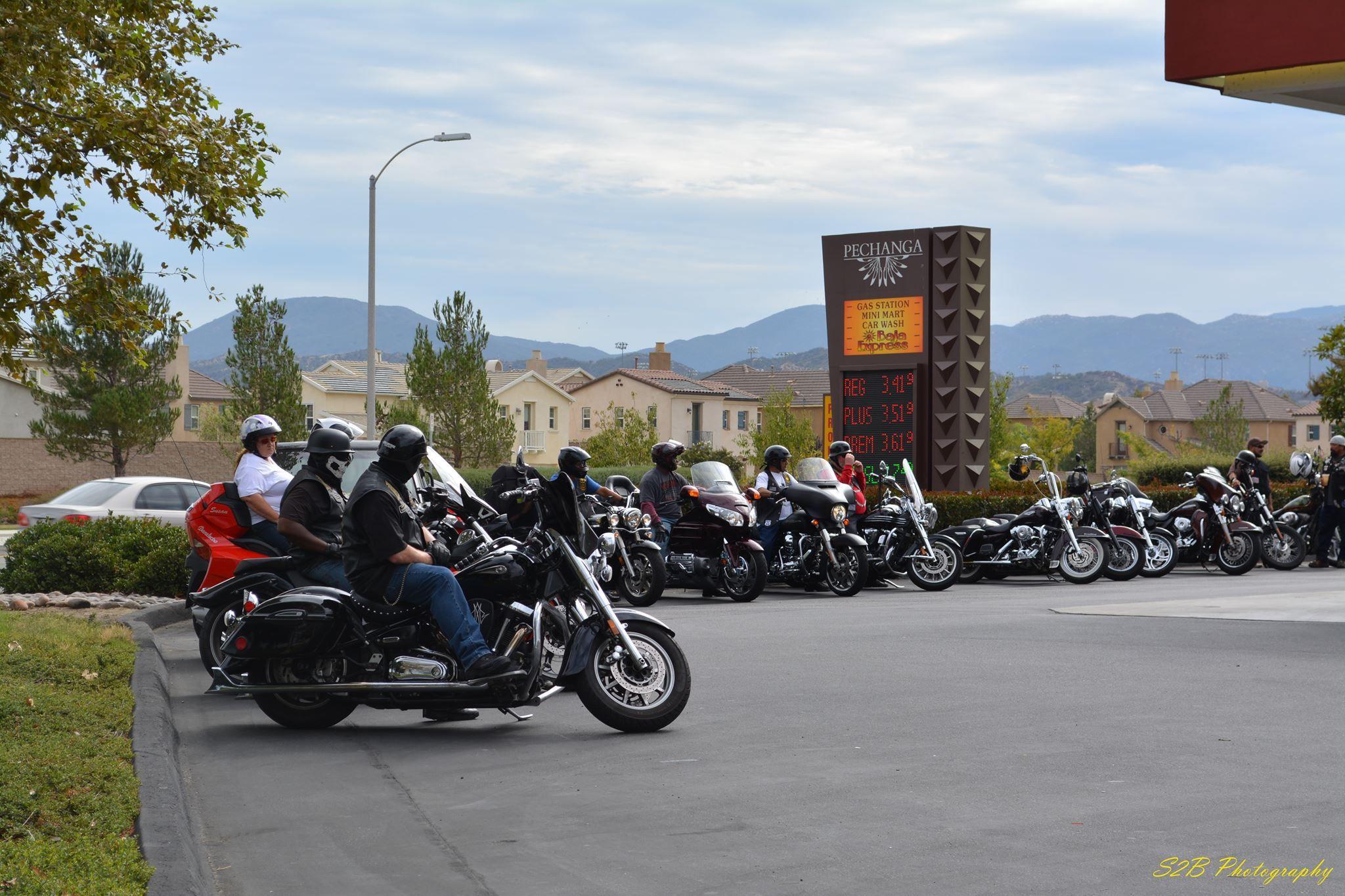 Riverside, CA Chapter 345 STAR Touring & Riding Organization