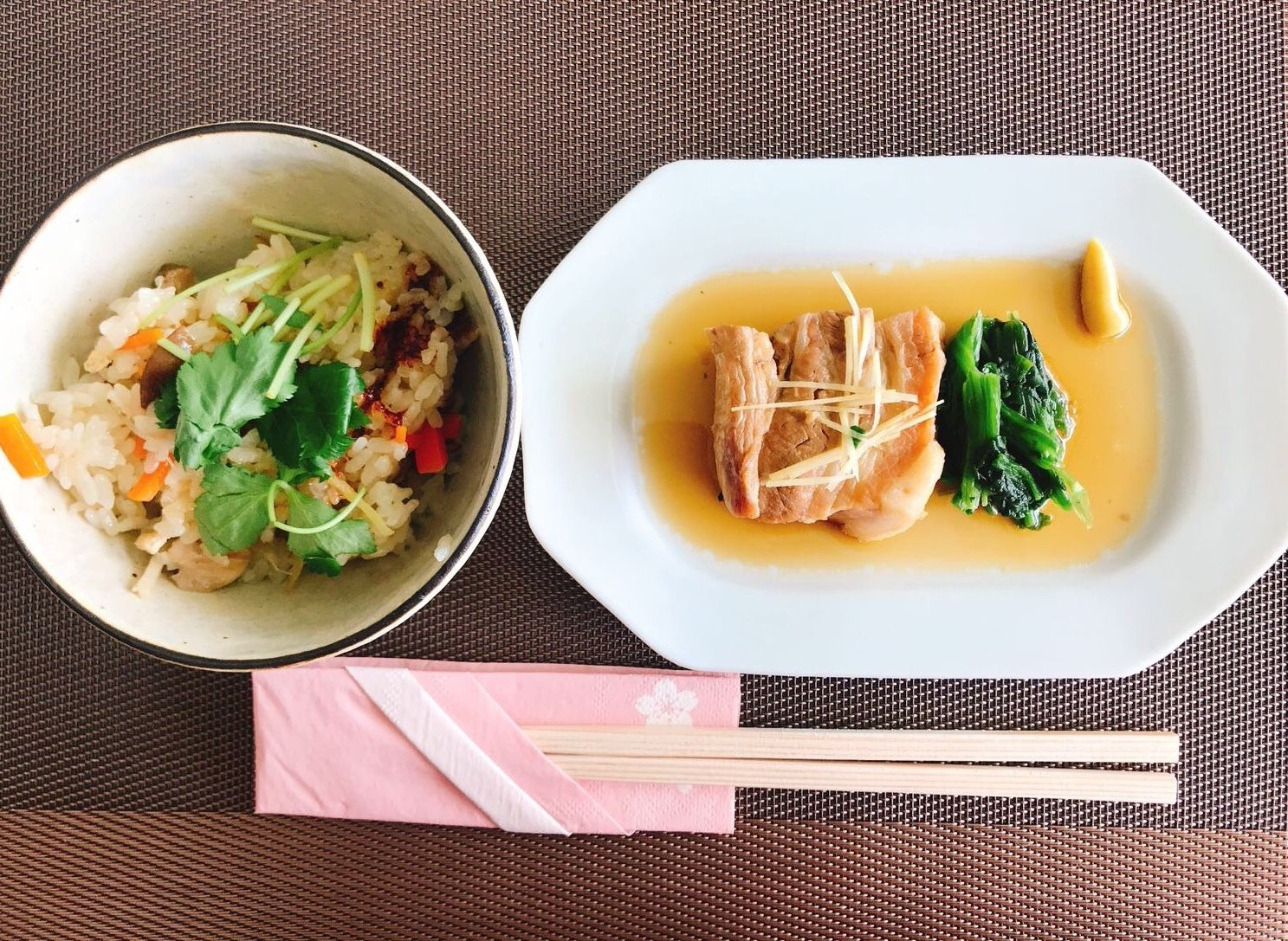 omakase cooking《Japanese home-style dishes》