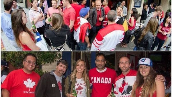 The San Francisco Expat Canadian Meetup Group