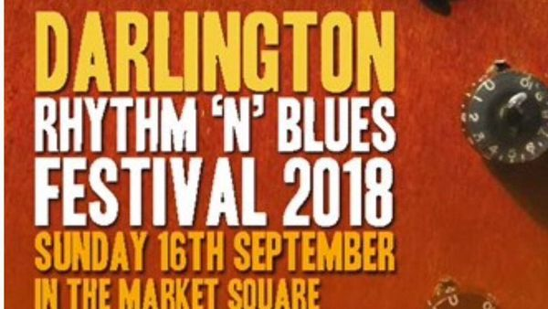 Darlington blues festival