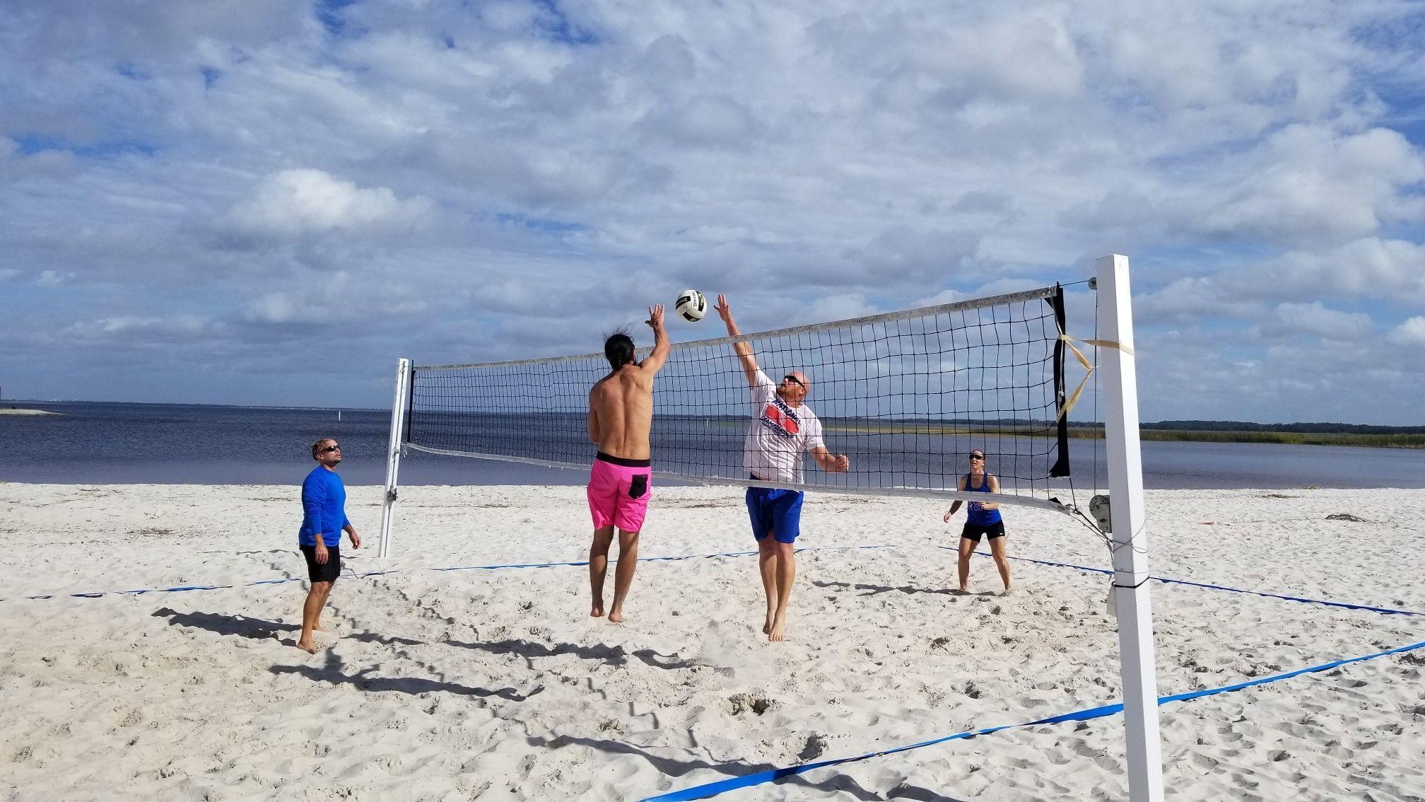 Volleyball addicts