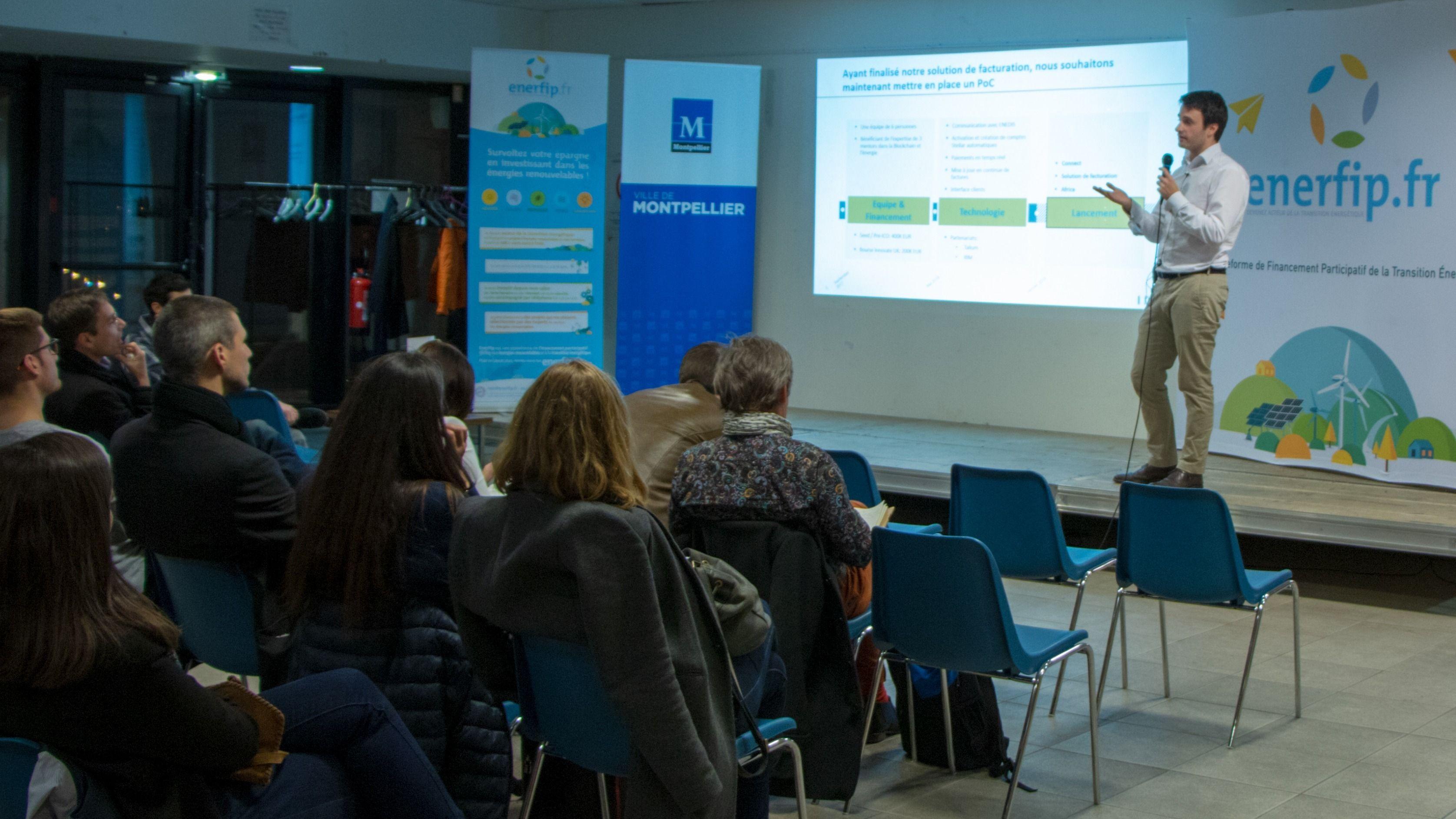 Blockchain et ICO Montpellier