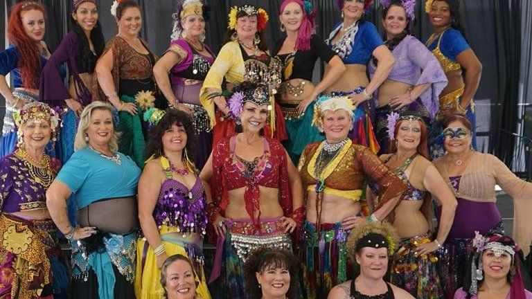 The Lakeland Bellydance Meetup Group