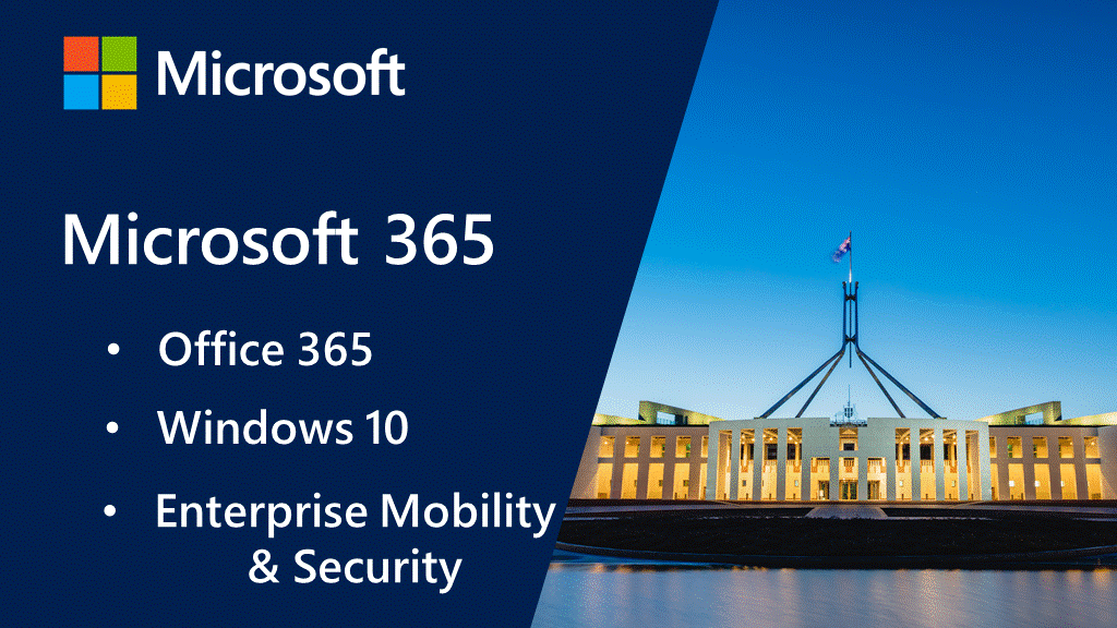 Canberra Microsoft 365 User Group