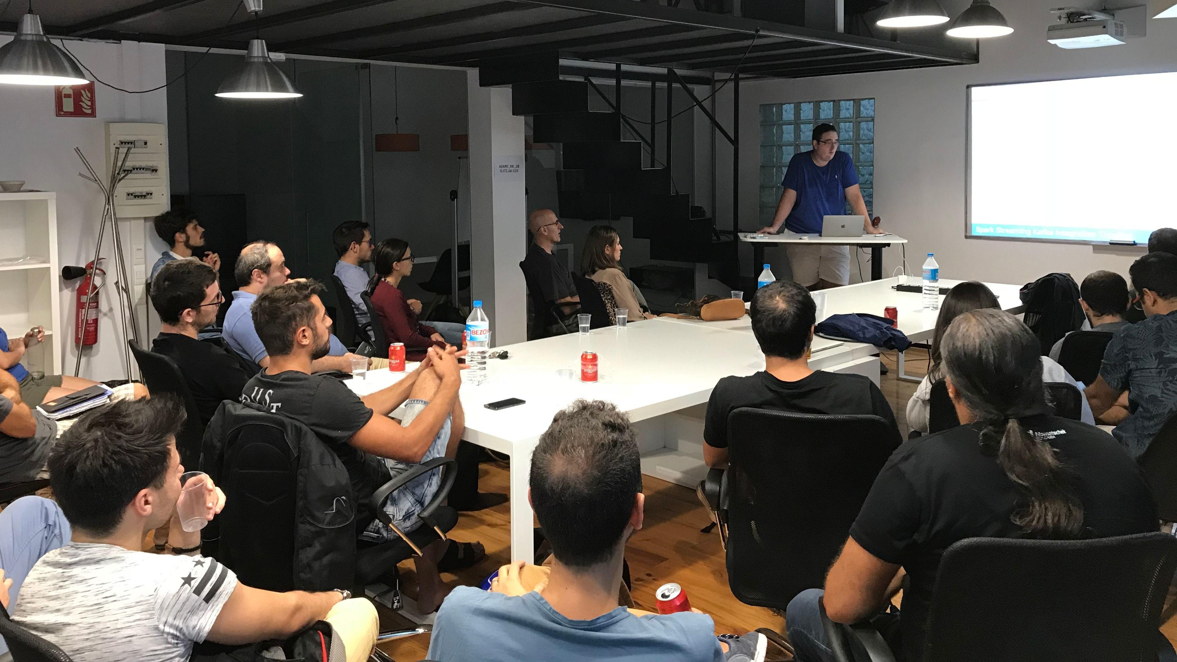 Data Council Barcelona Data Engineering & Science