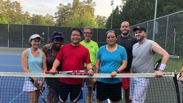 FOR FUN Tennis/Pickleball (Morrisville, NC)   Meetup