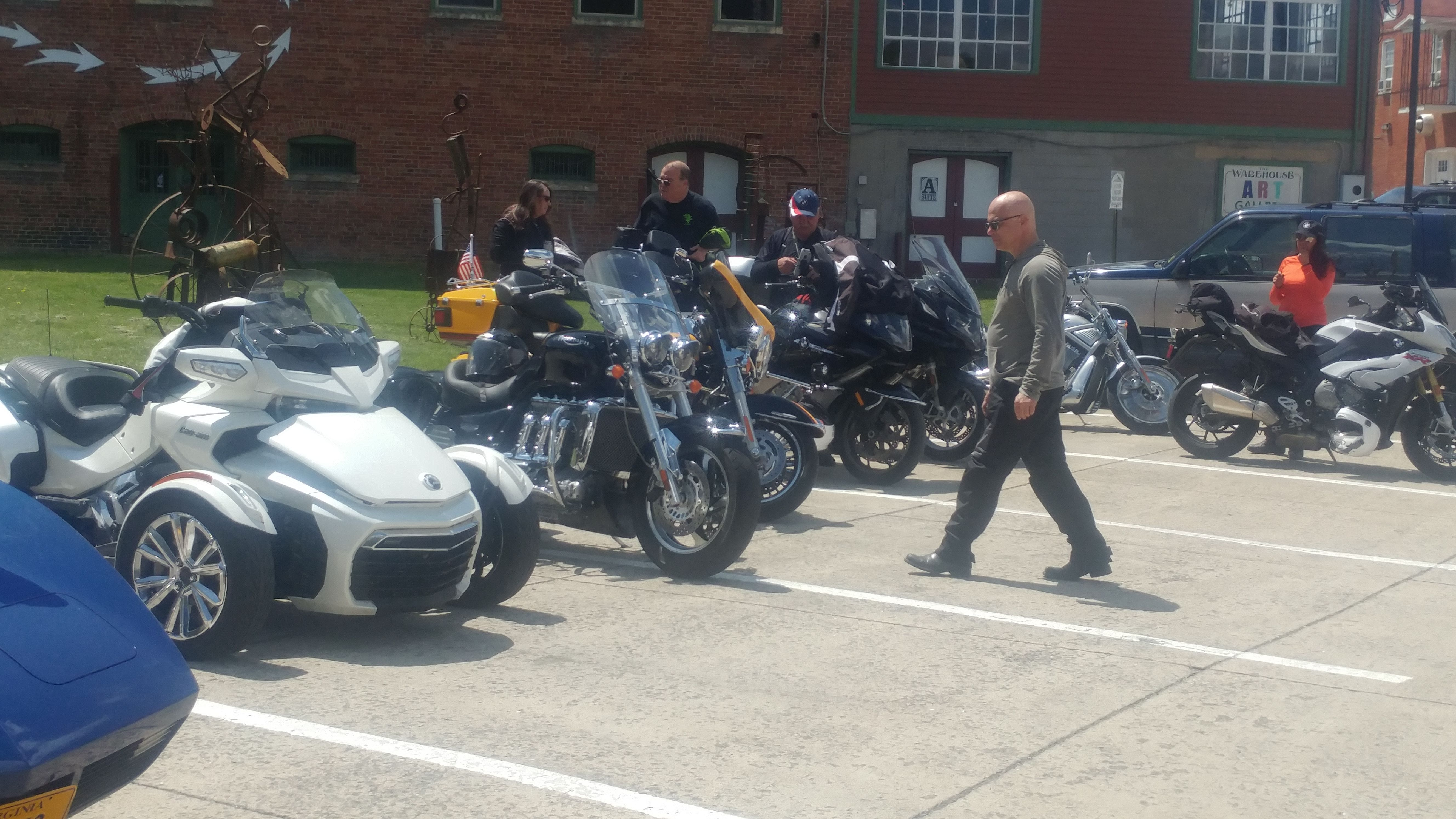 The Central Maryland Motorcycle Riders