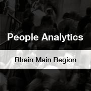 People Analytics, Rhein-Main Region