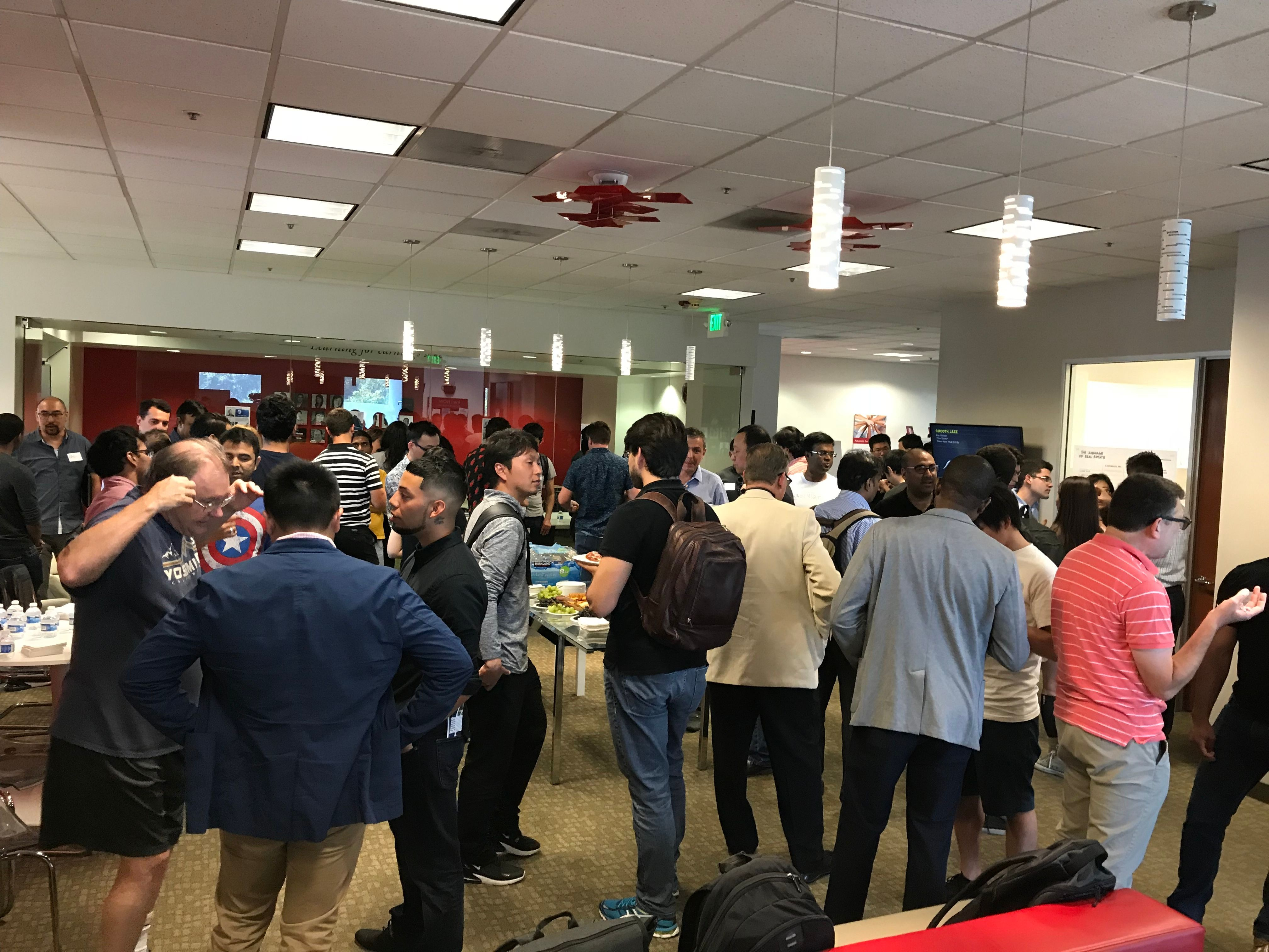 Bay Area Entrepreneurs & Startups