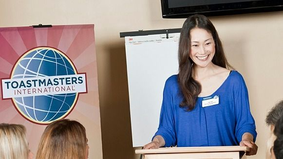 District 36 National Capital Area Toastmasters