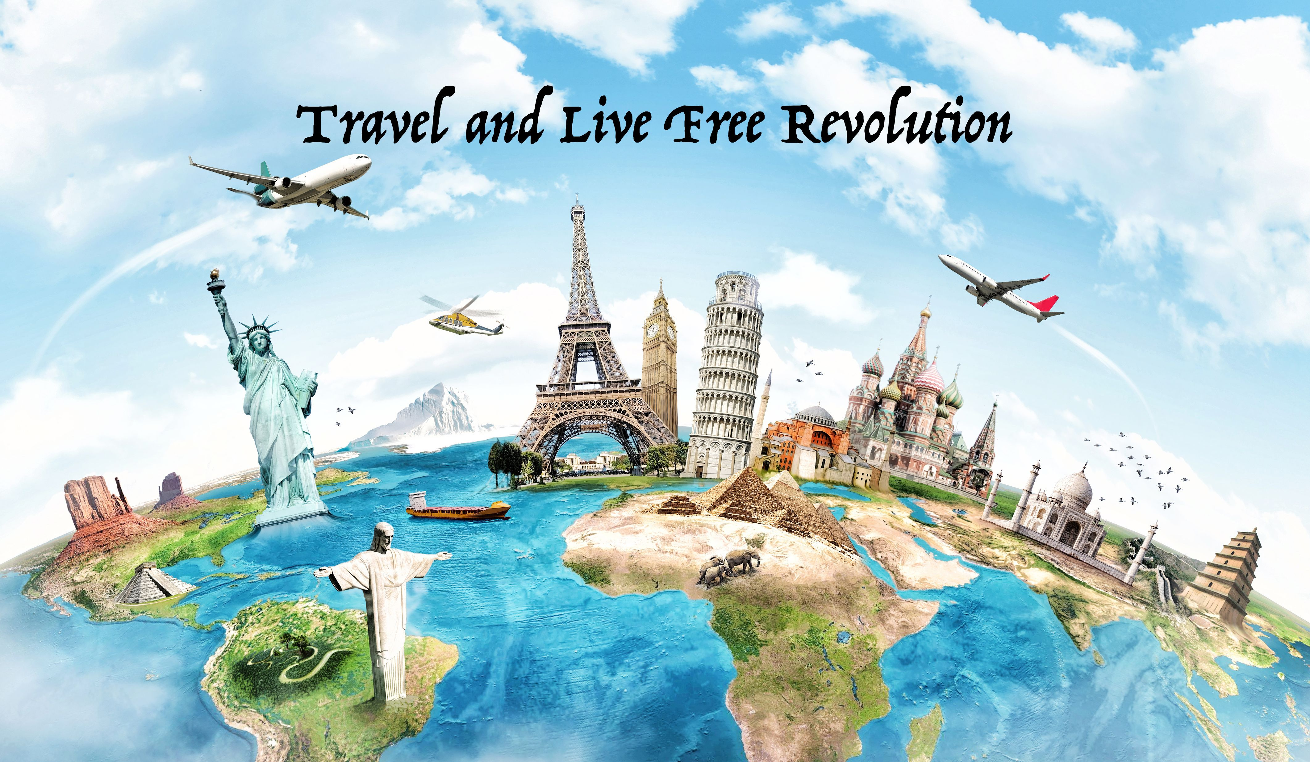 Travel and Live Free Revolution