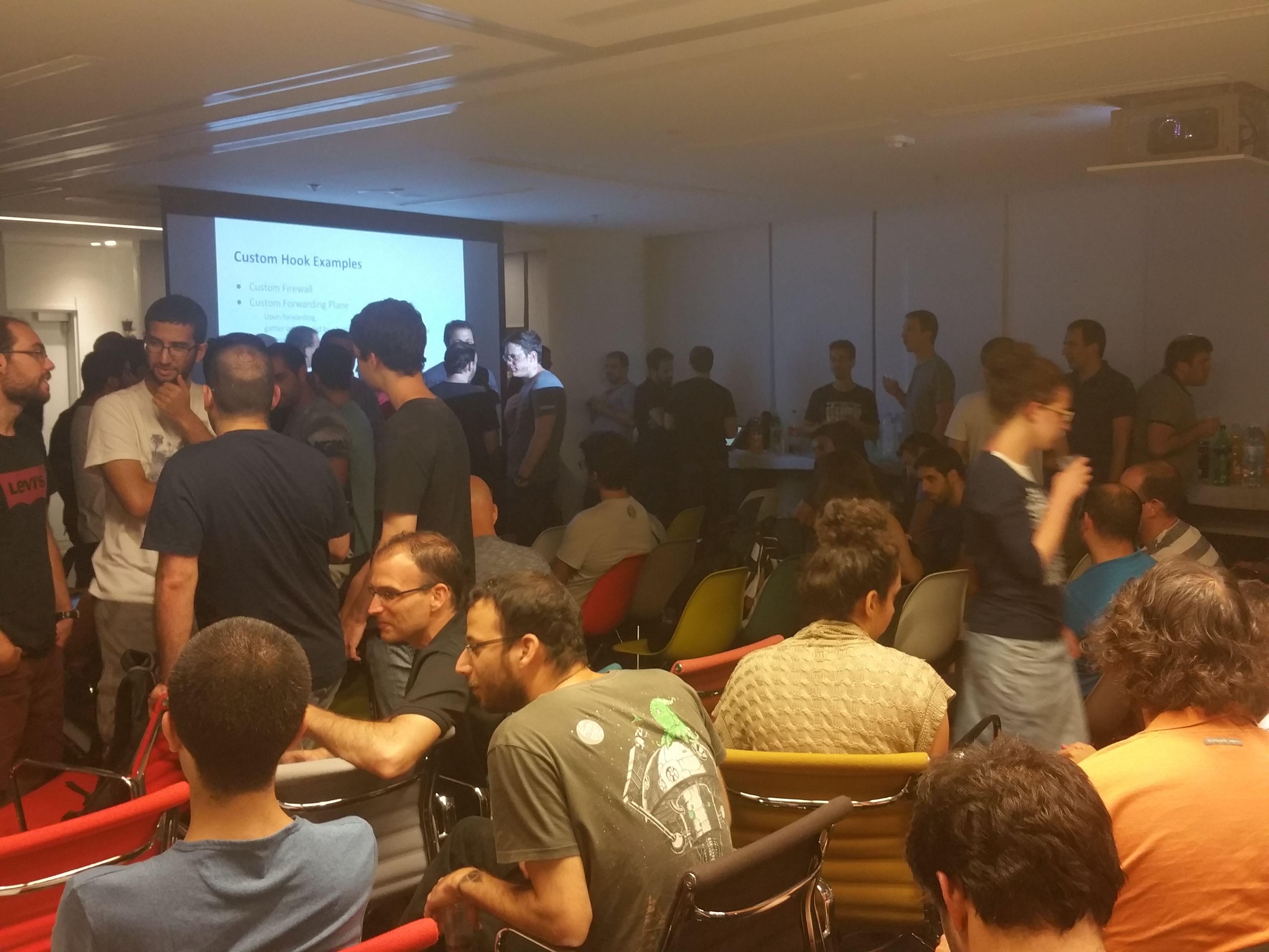 Tel Aviv-Yafo Linux Kernel Meetup (KernelTLV)
