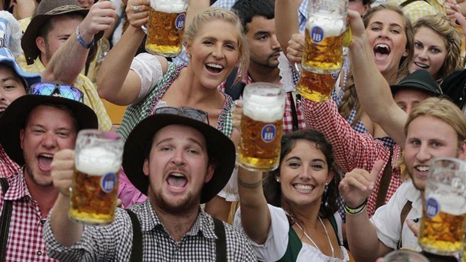 Frankfurt Friday Oktoberfest