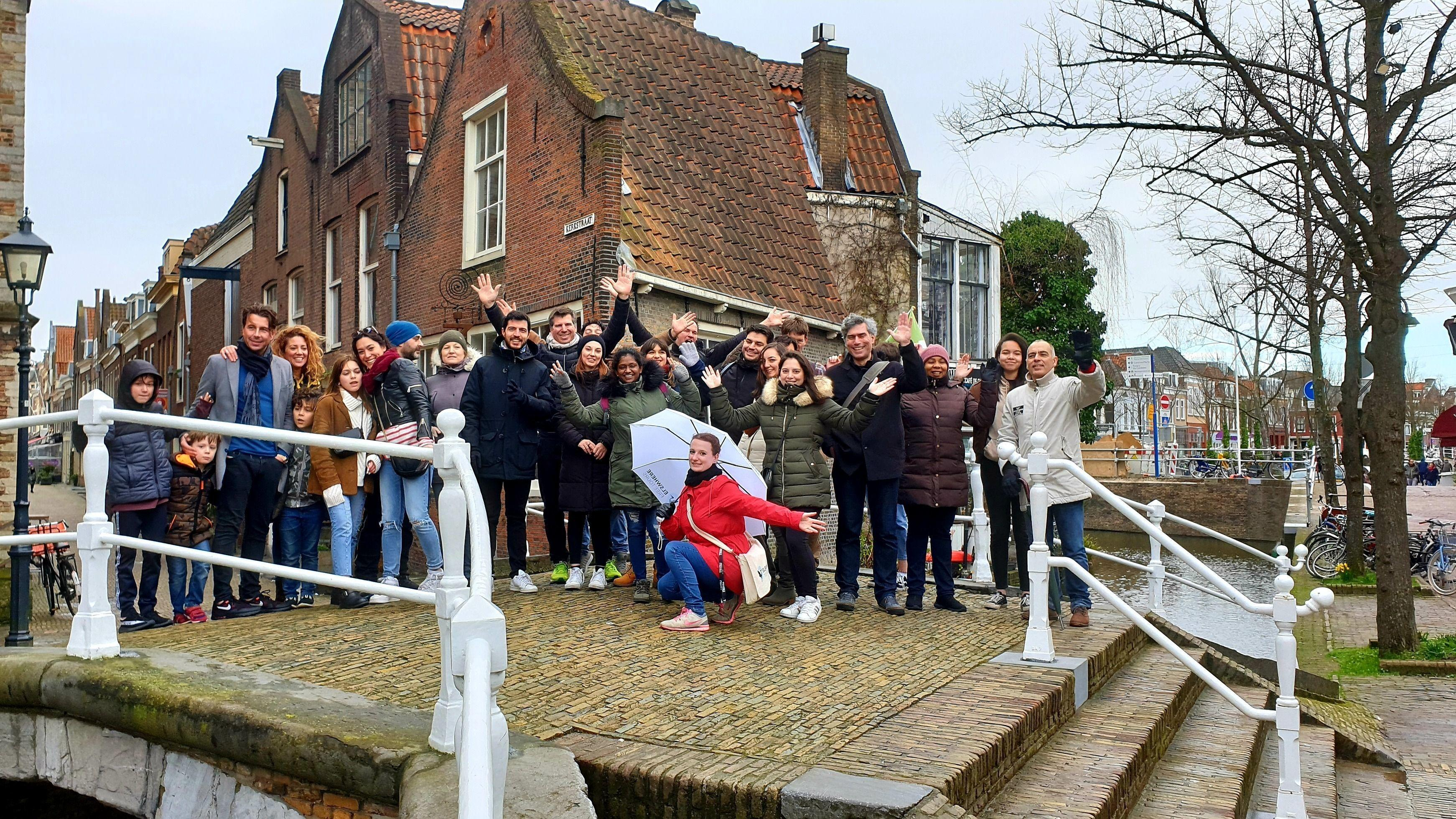 Free Walking Tour of Delft by Elswhere Tours