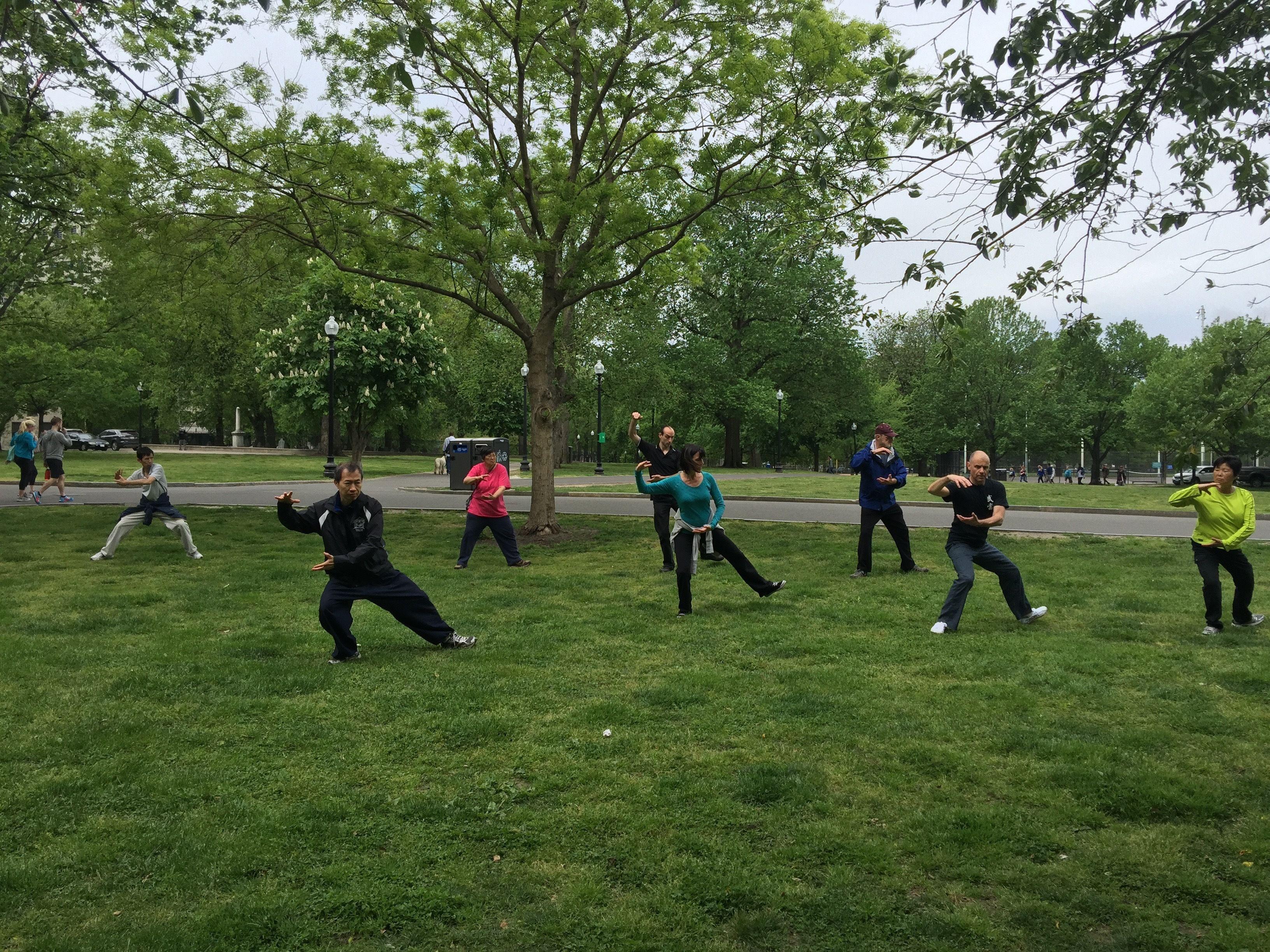 Daoist Benevolent Association's Weekly Free Tai Chi Class