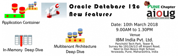 Oracle 12c New Features | Meetup