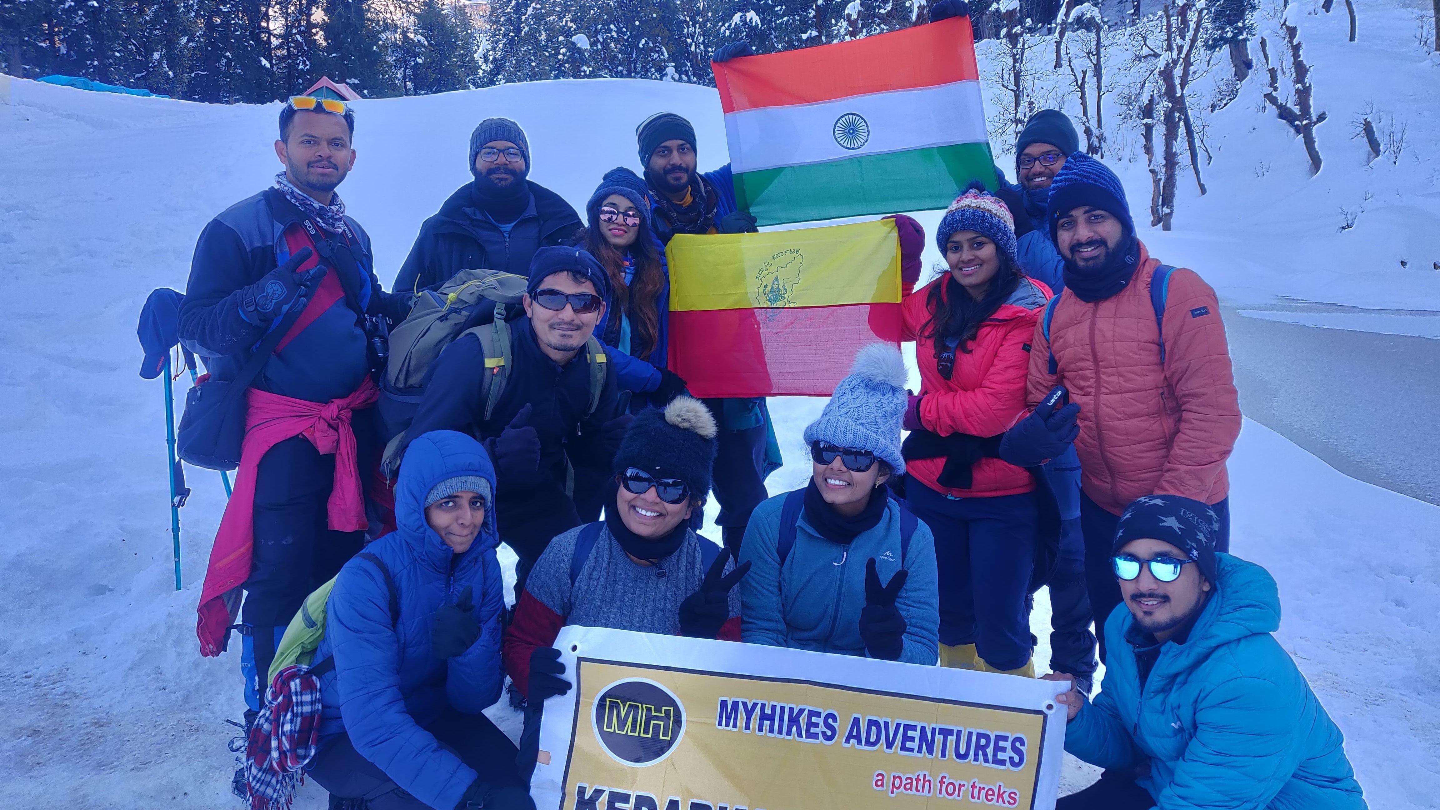 myhikes India Trekkers