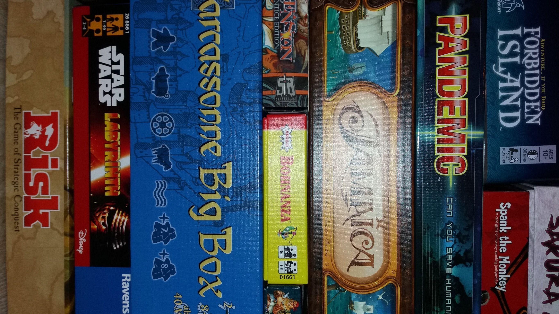 Ware Board Games Meetup