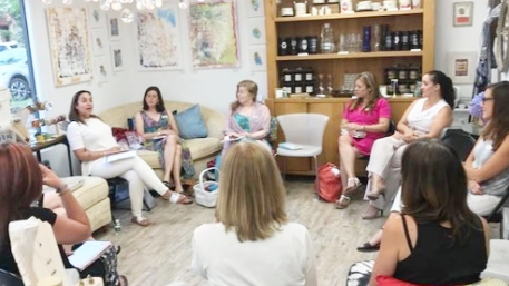 Professionally Led Women's Book Club-For Women in Biz