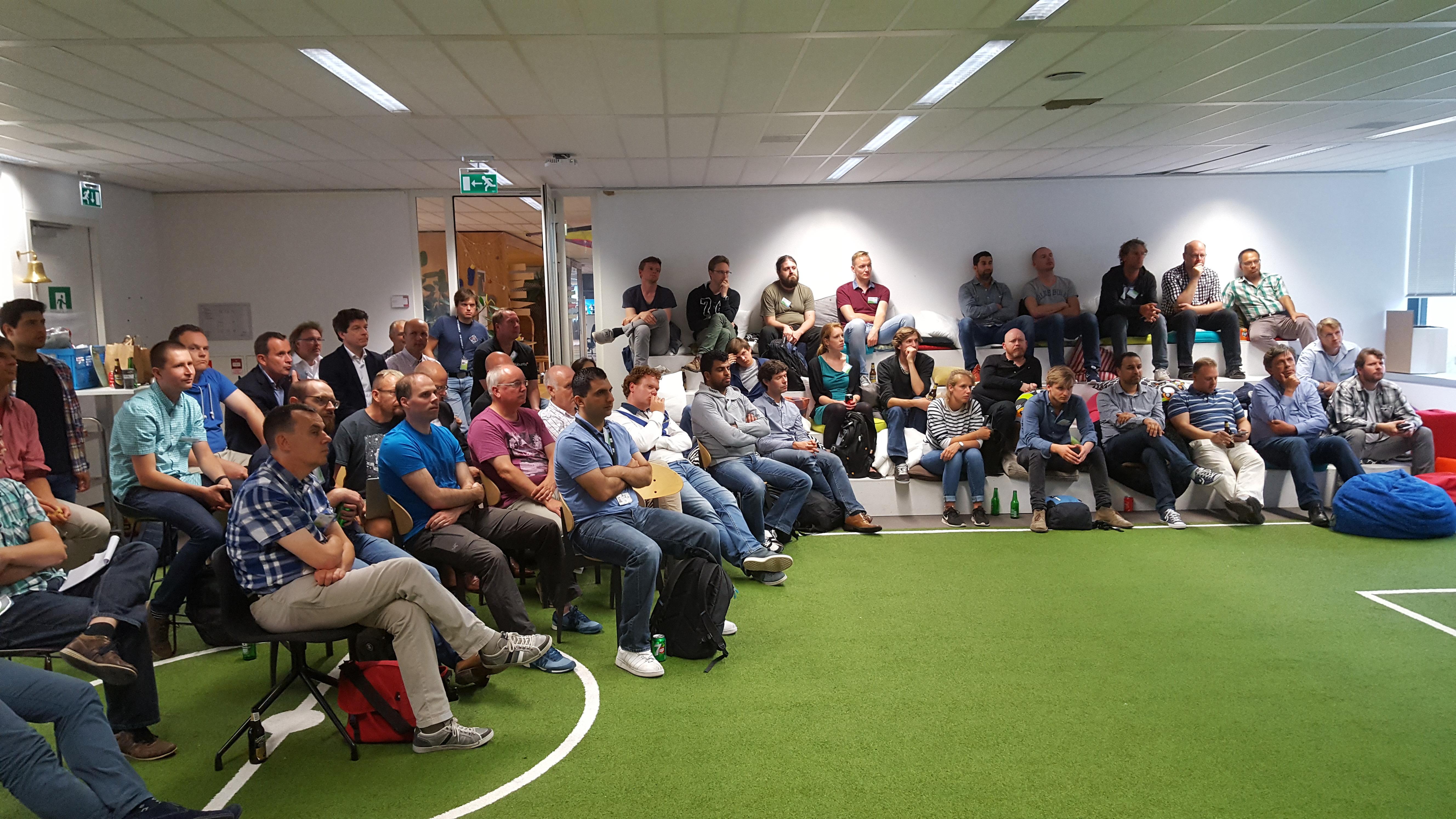 PostgreSQL User Group NL