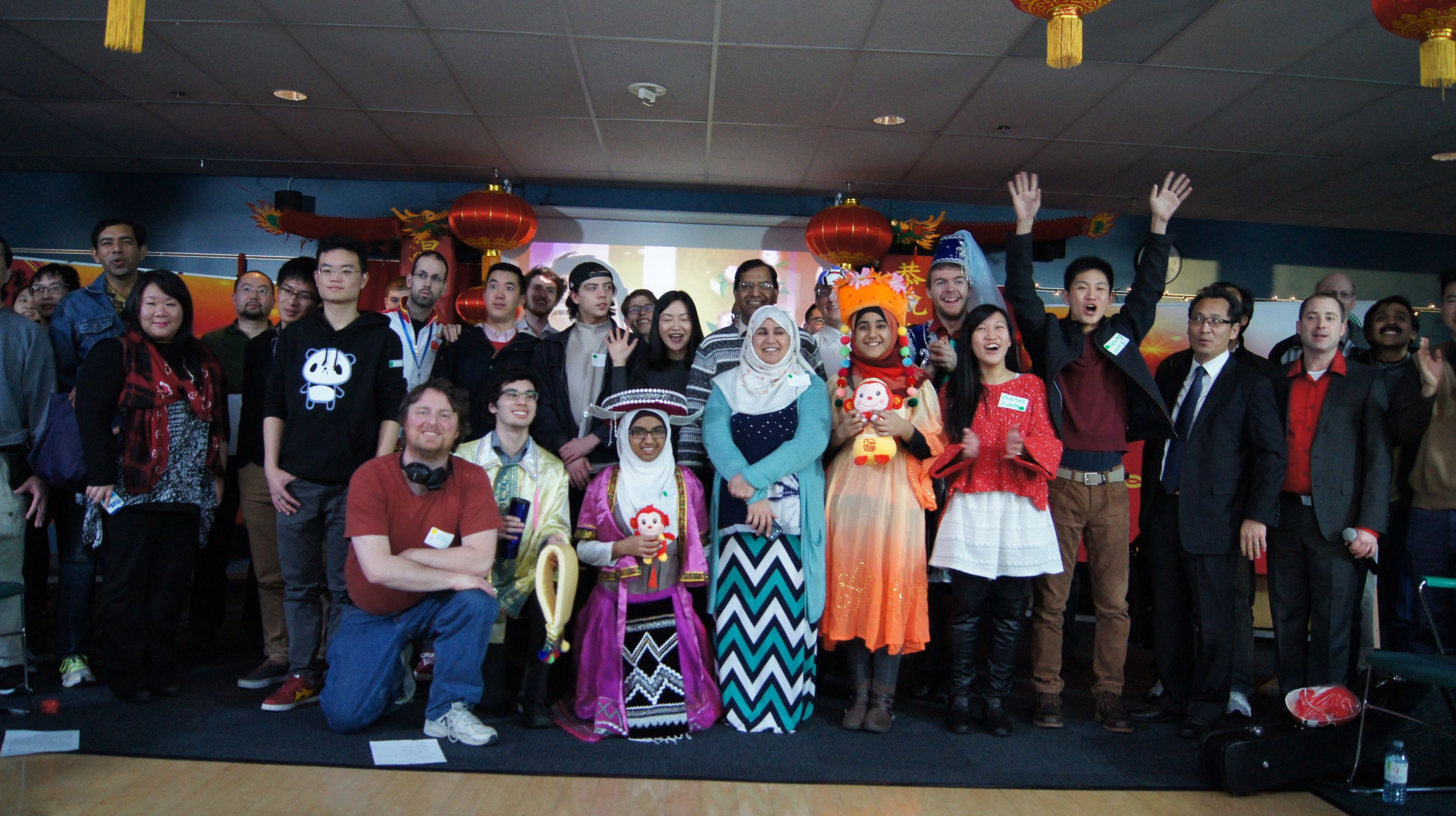 The Vancouver Mandarin Chinese Club