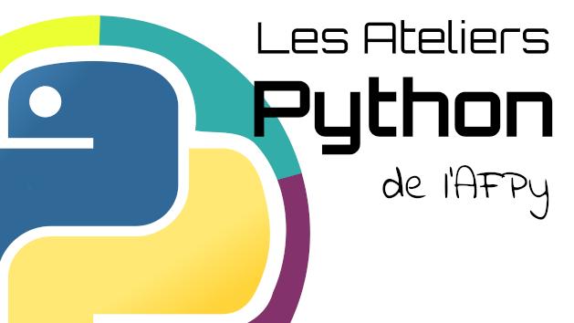 Les ateliers Python de l'AFPy