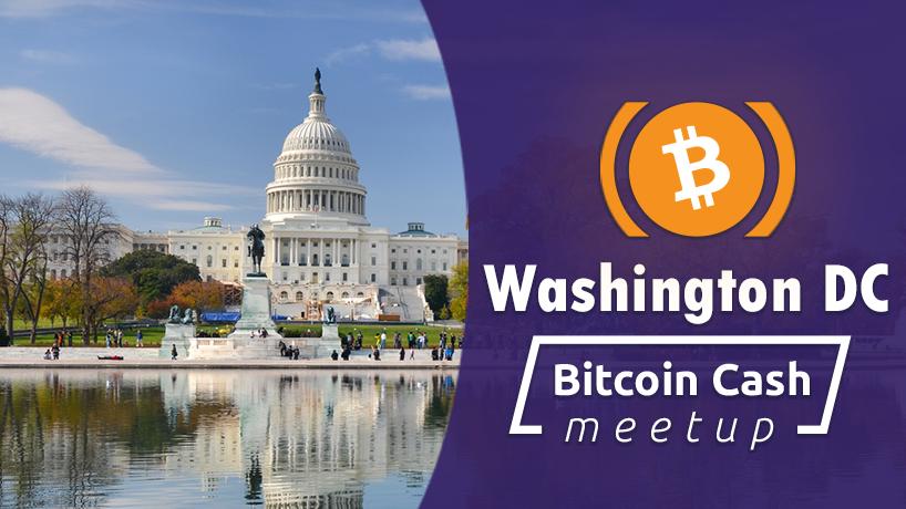 Bitcoin Cash (BCH) Washington DC