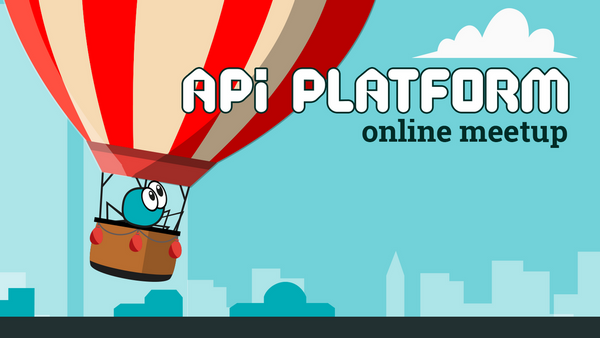 API Platform meetup live @Youtube
