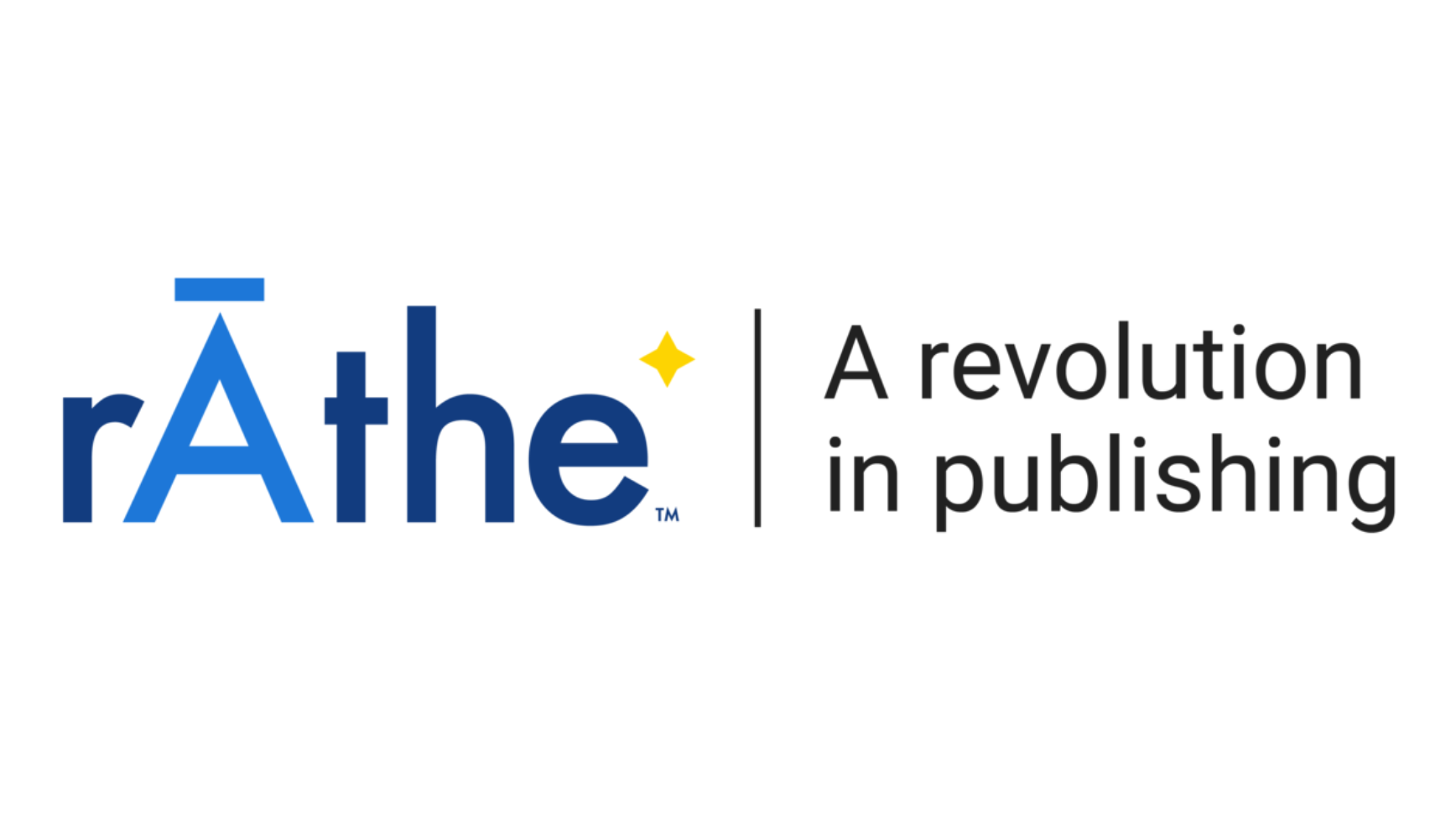 rAthe - A Revolution in Publishing for Authors and Writers