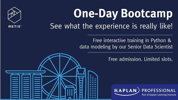 Metis Data Science One-Day Bootcamp (Free) | Meetup