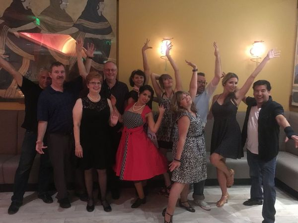 "Lets Dance Update: Let's Dance At ""Let's Dance Studio"" In Concord"