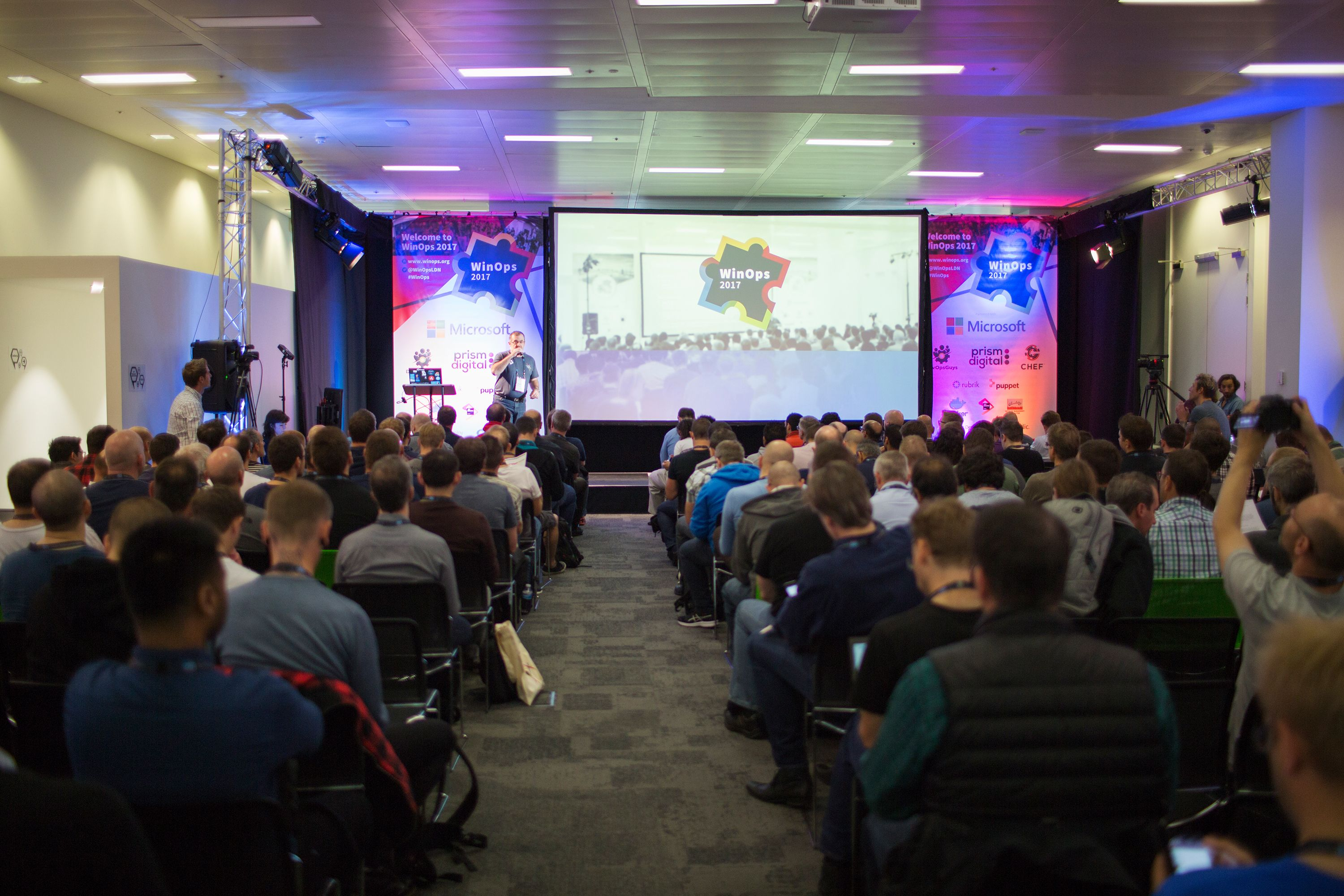 WinOps London - DevOps on Windows