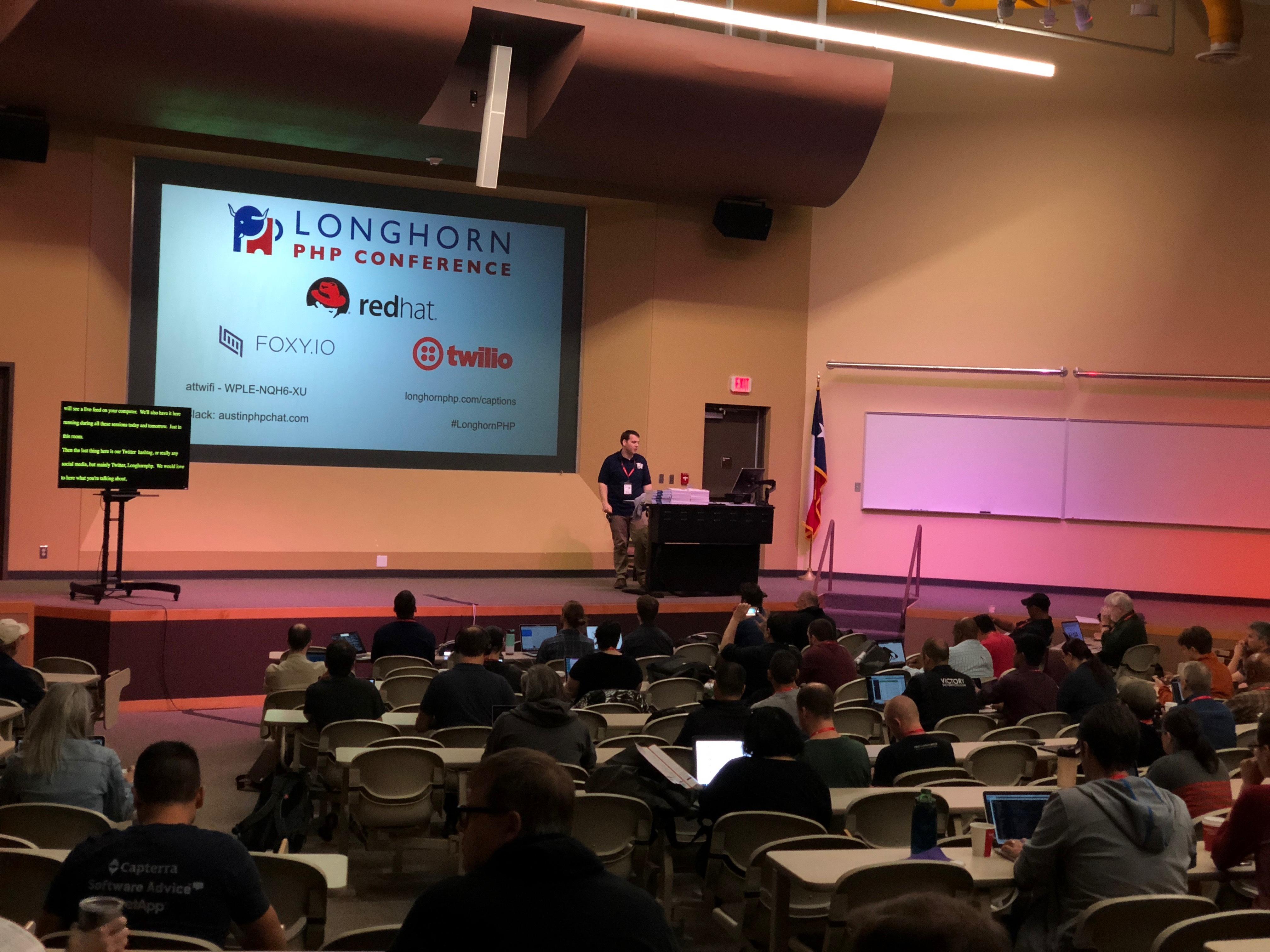 Austin PHP Meetup