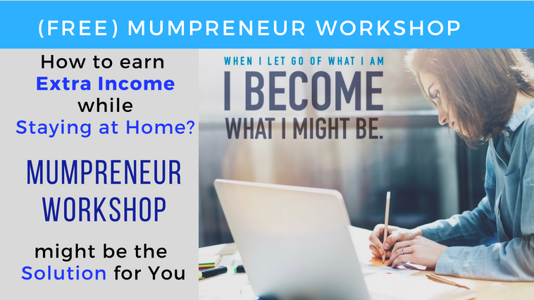 How To Be An Empowered Homepreneur