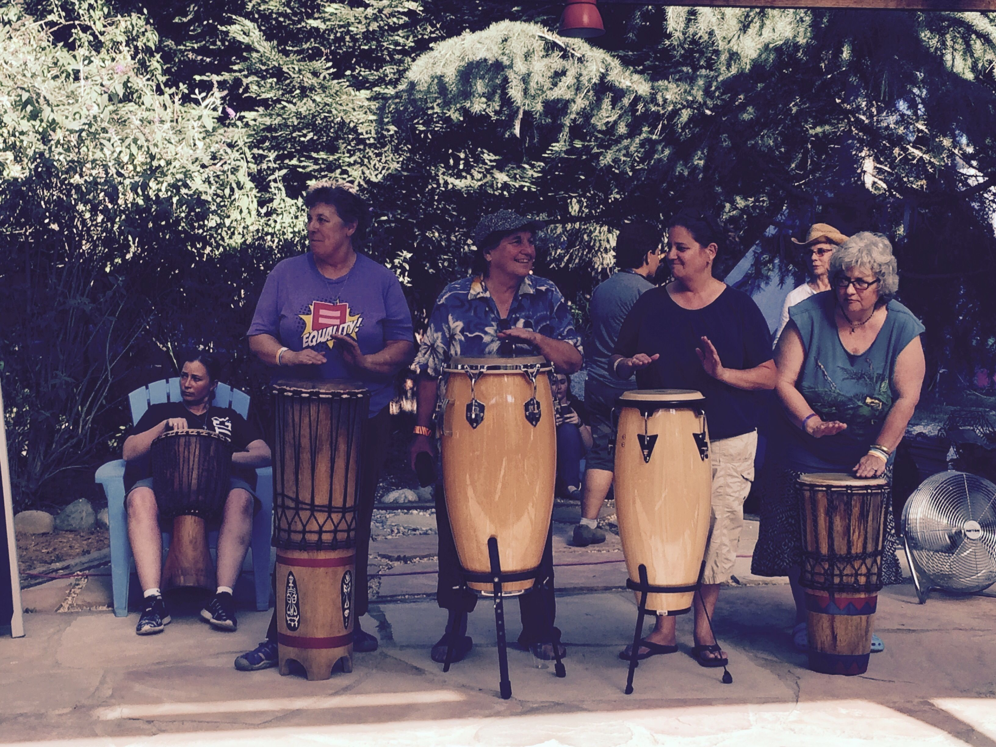 Women's Community Drum Circle