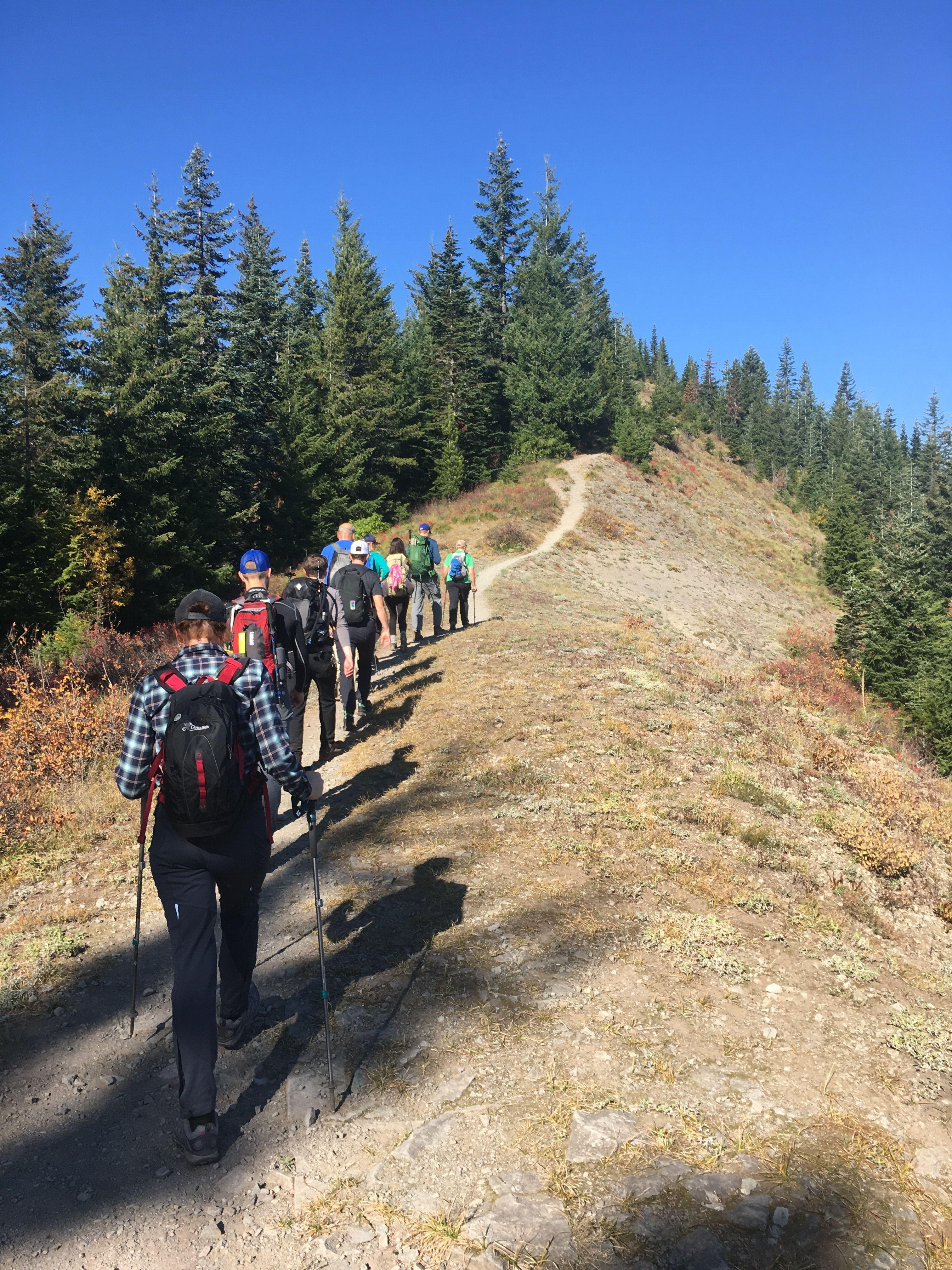 Mazama Trail Trips