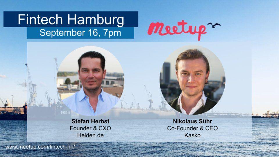Fintech Hamburg Meetup @ Factory Hammerbrooklyn!