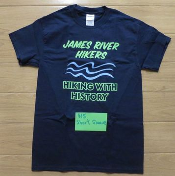 5,000 James River Hikers Contests - James River Hikers