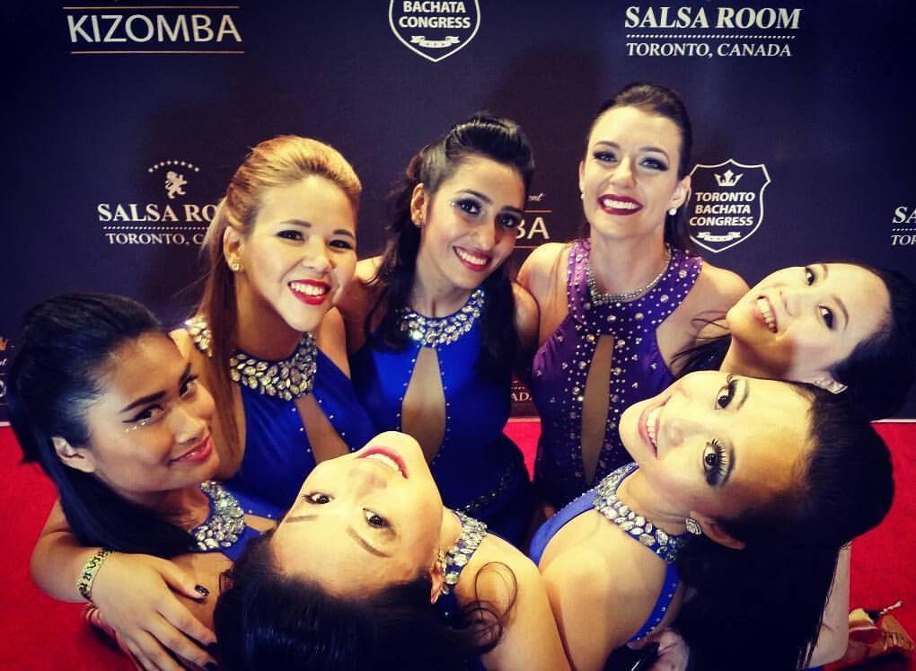 TORONTO - SALSA/BACHATA/KIZOMBA/BALLET/DANCE FITNESS