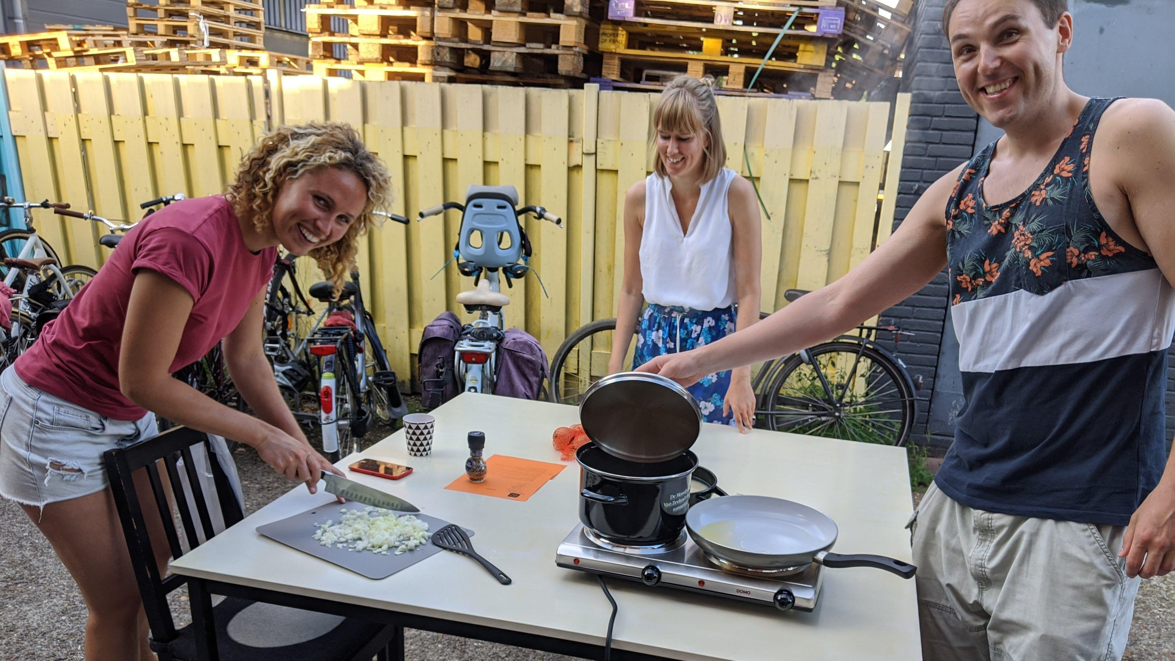 Dutch Language Cooking Club [Natives welcome!]