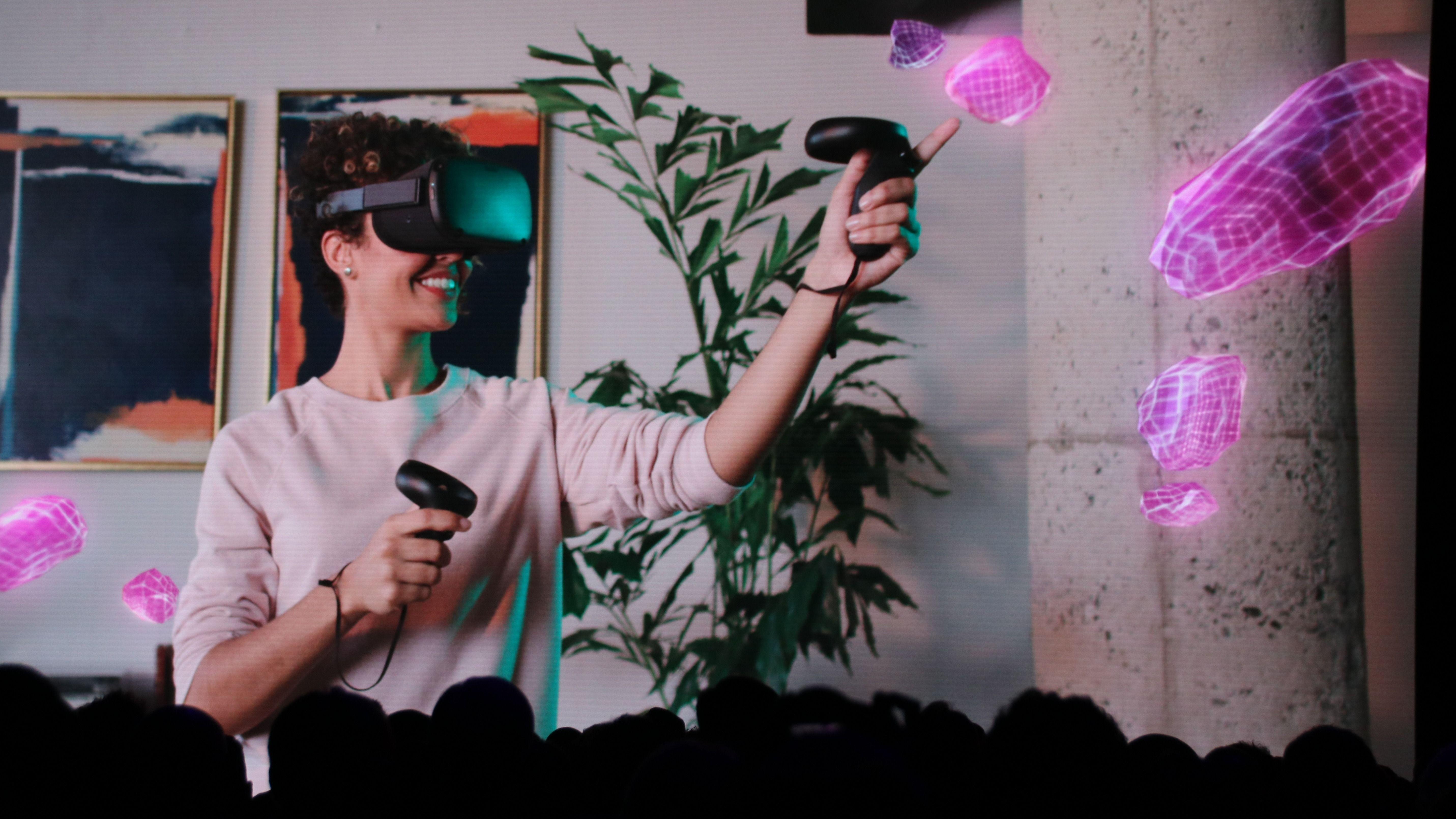 SF Virtual Reality