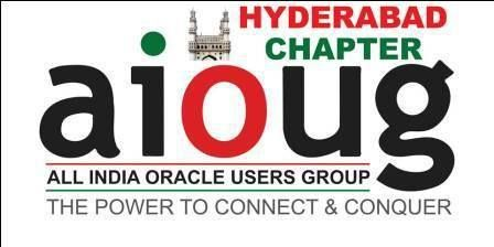 All India Oracle Users Group - Hyderabad Chapter