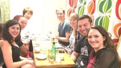 Osaka-Shinsaibashi Language & Culture Meetup @ C Flat